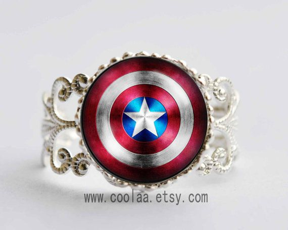 vintage captain video ring
