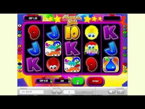 Chuzzle Slots @ Robin Hood Bingo