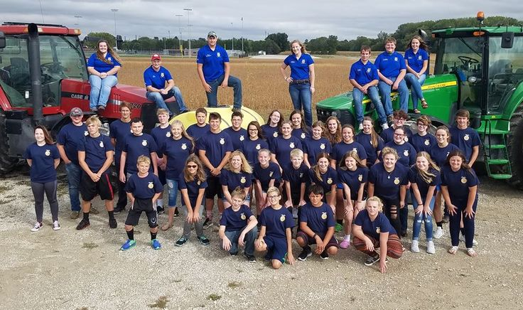 Independence FFA Year In Review - Independence Community School District