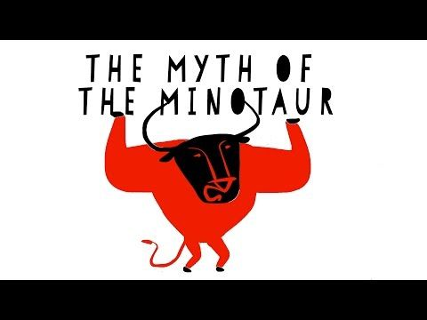 Discuss the science of mythology? The scientific origins of the Minotaur - Matt Kaplan - YouTube