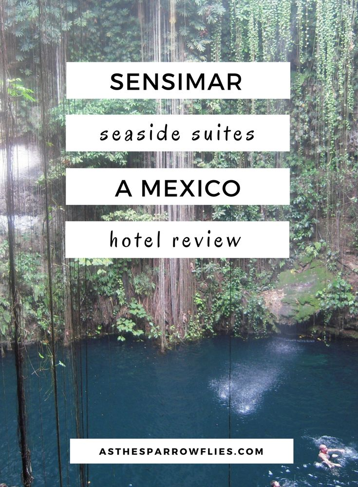 Sensimar Seaside Suites Hotel Review. The Best Hotel in Mexico.