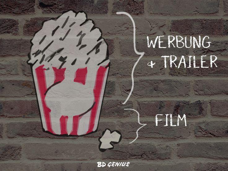 Uns geht es im Kino immer so ... :D Wem noch? #Kino #Popcorn That's #Life #Trailer #Werbung #Film #Statement #Quote #Sprüche #Knabberzeug #Snack #Graffiti #Der Moment wenn ... #Cinema #Movie
