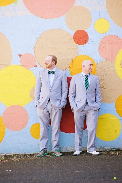 gay wedding at the jupiter hotel in portland