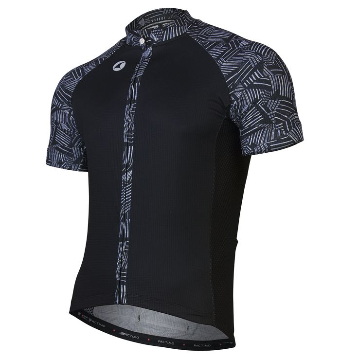 """Hatch 2"" Cycling Jersey Men's - Artist Series by Gregory Klein"