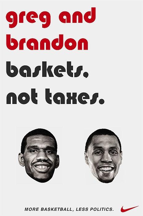 Nike Basketball - Greg and BrandonNike Ad