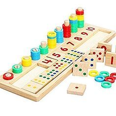 ディーマーク D-Mcark 脳トレ 知恵そろばん 出産祝い ループ 数学パズル ラーニング 数字知育 子供計算 勉強 おもちゃ 1歳 2歳