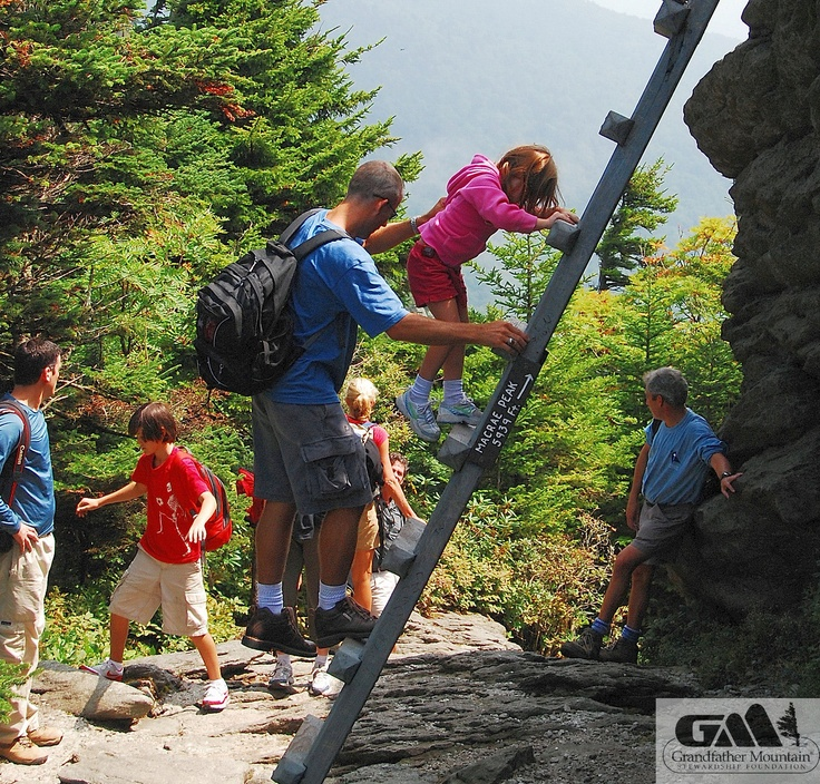 Best Places To Hike Boone Nc: 11 Best Images About Mile High Swinging Bridge On Pinterest