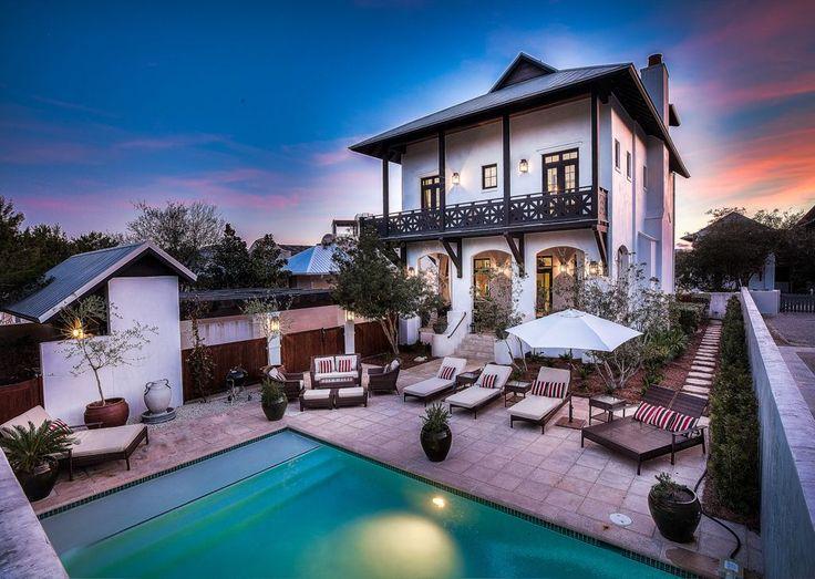Stunning Dutch Home in Rosemary Beach-Spring... - VRBO