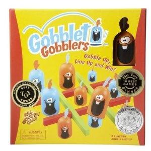 Gobblet Gobblers $17: Wooden Games, Gifts Ideas, Gobblet Gobbler, Families Games, Blue Orange, Games Blue, Orange Games, Fun Strategies, Kids Toys