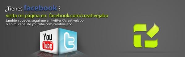 Creative Jabo by Cristian Jabonero, via Behance