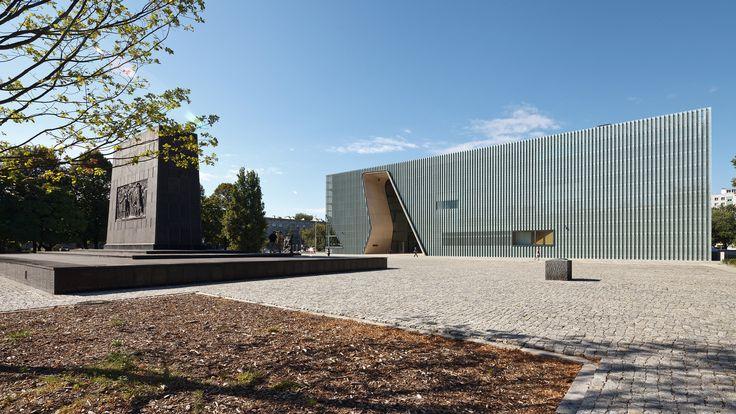 Museum Of The History Of Polish Jews,© Pawel Paniczko