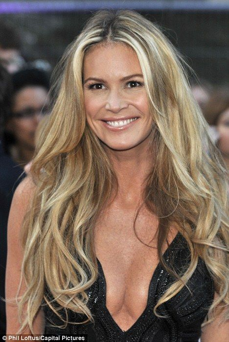 I Did It My Way Supermodel Elle Macpherson Bared It All