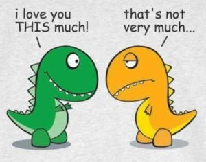Dinosaurs are the perfect subject for memes--they've been dead for tens of millions of years, and they can't fight back. Here are the 20 most amusing dinosaur memes, culled from all corners of the internet.: Want to Giggle Like a Giganotosaurus? Check Out These Dinosaur Memes