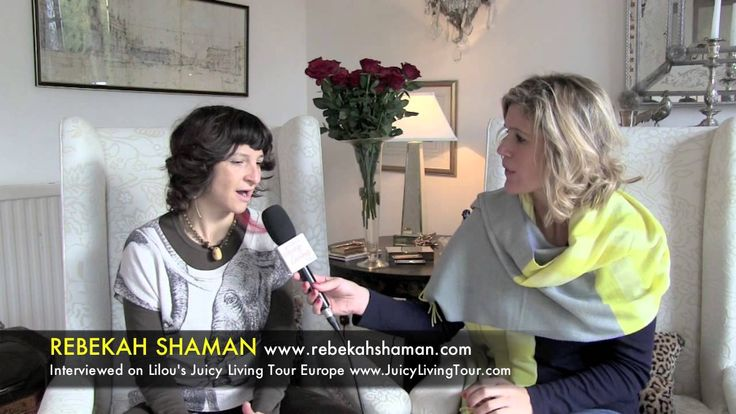 The shaman's last apprentice  - Rebekah Shaman, UK be your own shaman. be your authentic self