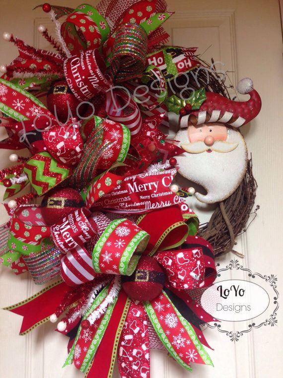 summer floral teal white chocolate ivory kiwi green burlap ribbon grapevine wreath w cross nanas treasures pinterest