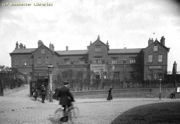 Ancoats Old Hall, 1900