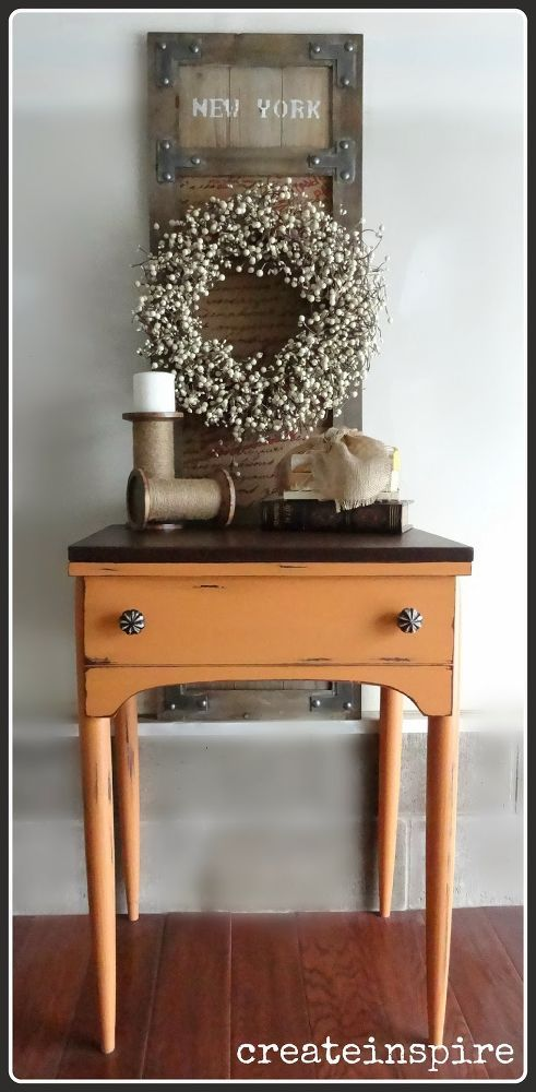 16 revived antique sewing tables | Hometalk
