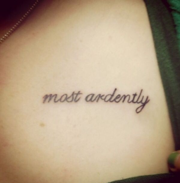 Tattoo Quotes Literary: 10 Best Pride And Prejudice And Tattoos Images On