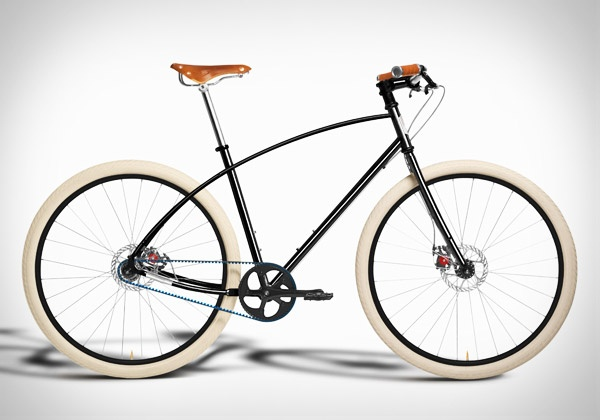 Budnitz No. 3 Honey Edition Bike