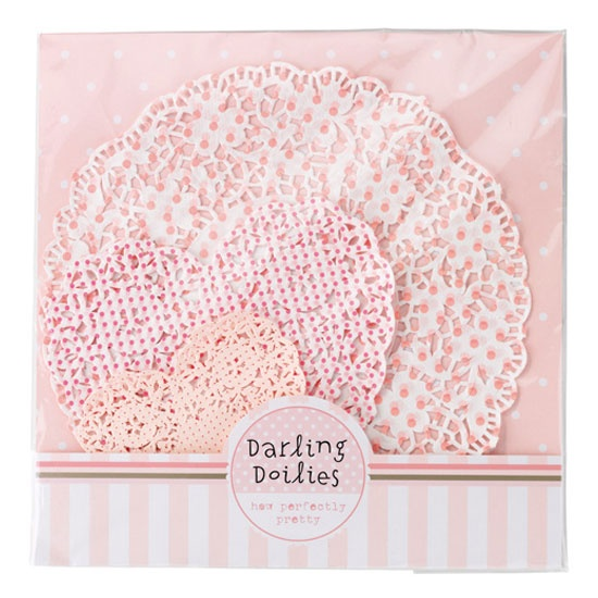 Kinleys b day: Paper Doilies, Pretty Pink, Parties Ideas, Pink Doilies, Heart Doilies, Talk Tables, Darling Doilies, Teas Parties, Pink Parties