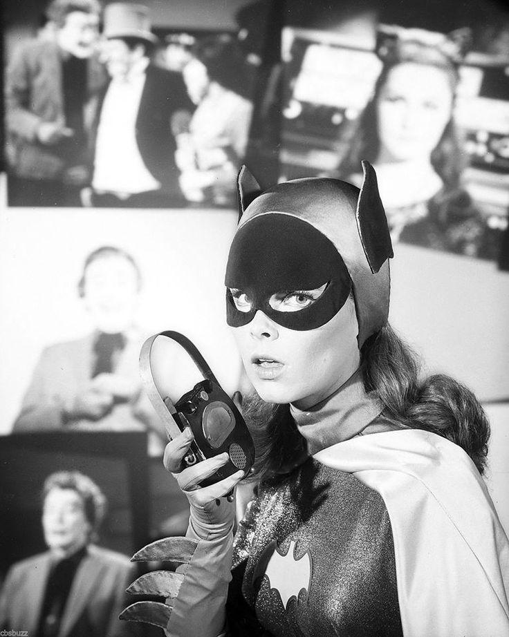 Yvonne Craig / Batgirl Promotional Picture.