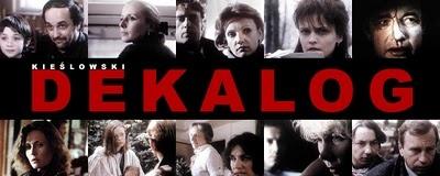 """""""Il Decalogo"""" di Krzysztof Kieslowski, 1989.    Una serie di 10 film magistralmente sceneggiati a partire dai 10 comandamenti."""