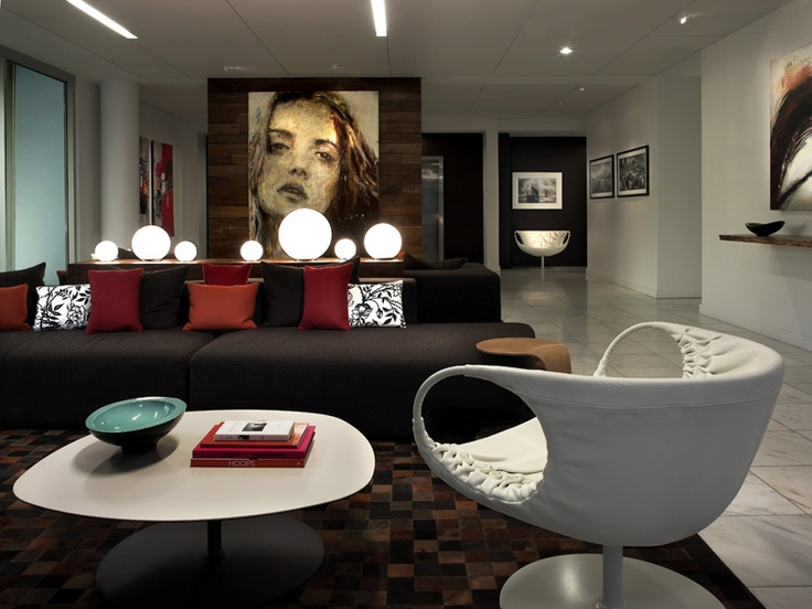 Located In The Heart Of Downtown Portland Hotel Modera Embos Hip Vibe This Vibrant City Its Courtyard Is Also Home To S First Living