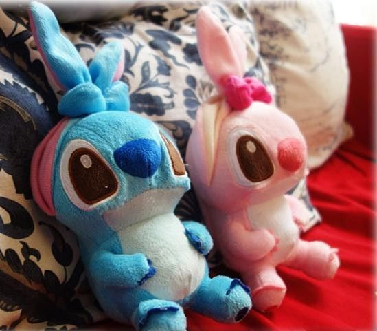 Hot 3D Cute Cartoon Stitch Toy Plush Case Cover For VARIOUS Mobile Phones