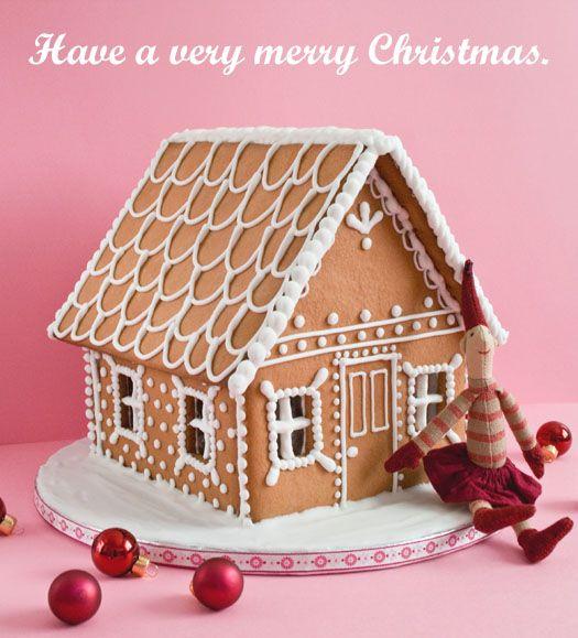 My-Gingerbread-house.jpg 525×579 pikseliä