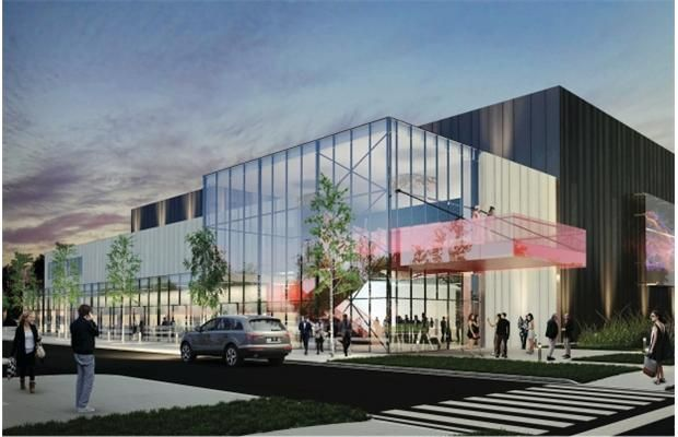 New arts venue to bring new life to Edmonton's west end #yegart