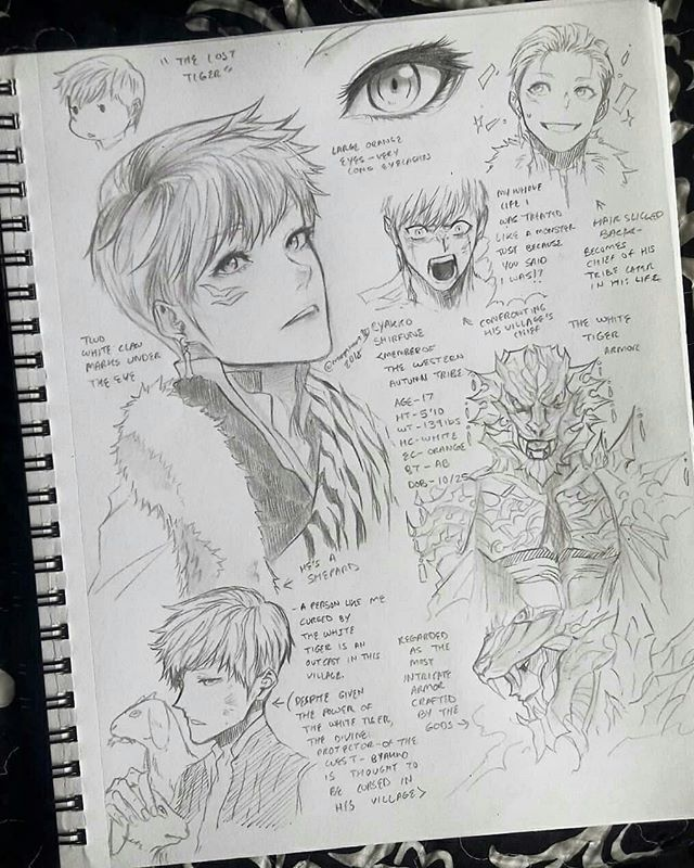 Art Featuring Page No Instagram 1 2 3 4 Or 5 Follow Dokuu For More Art Features Sketchbook Drawings Sketch Book Manga Drawing