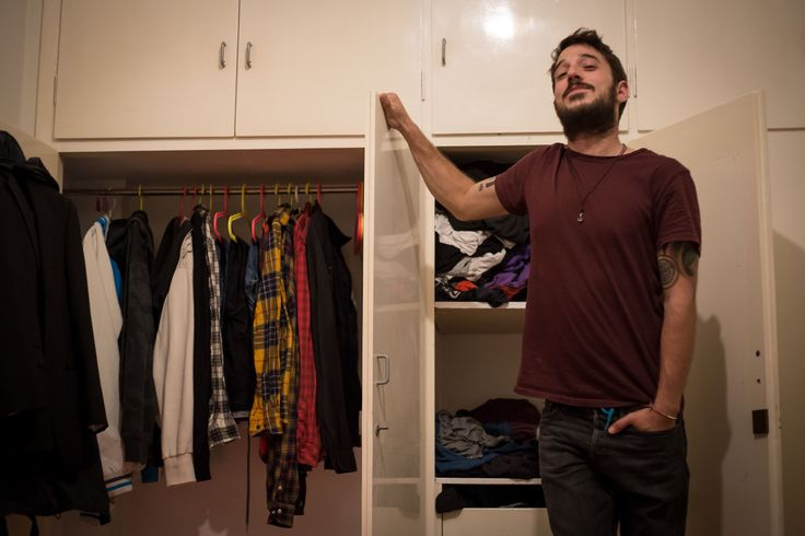 Closet Liberation: Finding balance in chaos with Kostas Dekoumes