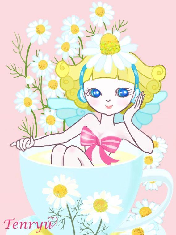 「イラスト・天使/妖精」のブログ記事一覧-だいじょうぶ