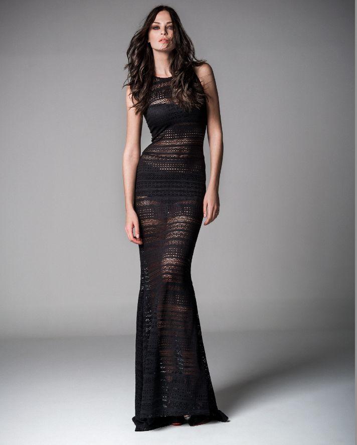 BLACk| LACE| DRESS http://www.beyoubyyvonne.com/en/shop/dresses/maxi-lace-dress.html