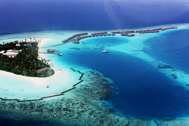 FRICHIC - Maldives: Arrival and First Impressions