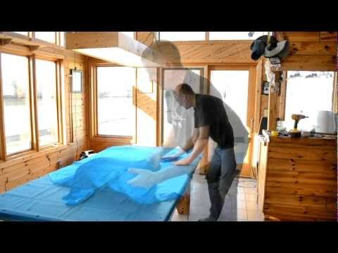 How to Build a Pool Table, Part 10 - Efforts in Frugality - Episode 7.1 - YouTube