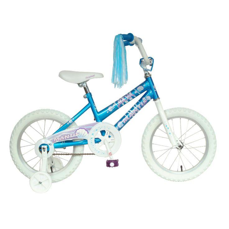 """Mantis Maya 16"""" Girls Bike"""