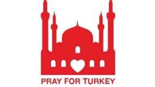 Pray for Turkey meme