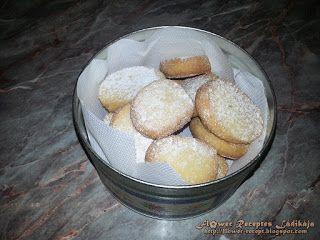 Flower receptes ládikája: Skót, vajas keksz