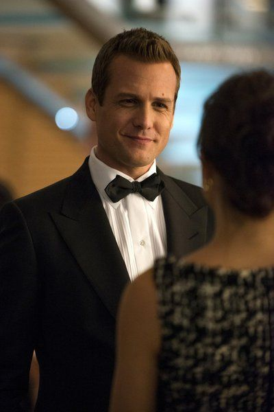 Still of Gabriel Macht in Suits||  Rachel :Harvey you look nice... Harvey:So I do... ^-^