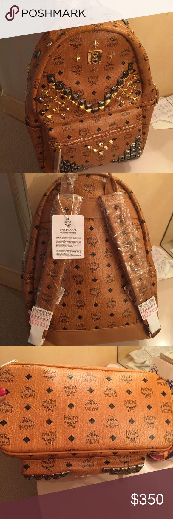 MCM Backpack MCM Backpack 🅿️🅿️ Bags Backpacks