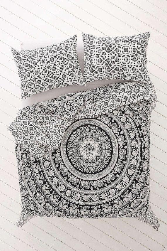 Housse de couette de Mandala nouvelle tapisserie par jaipurmandala