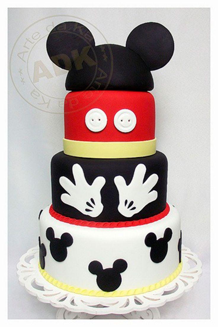 Decoracao fazendinha luxo bolo falso ccs decoracoes eventos car - 70 Inspira Es De Festas Infantis Do Mickey Mouse Dicas Da Japa