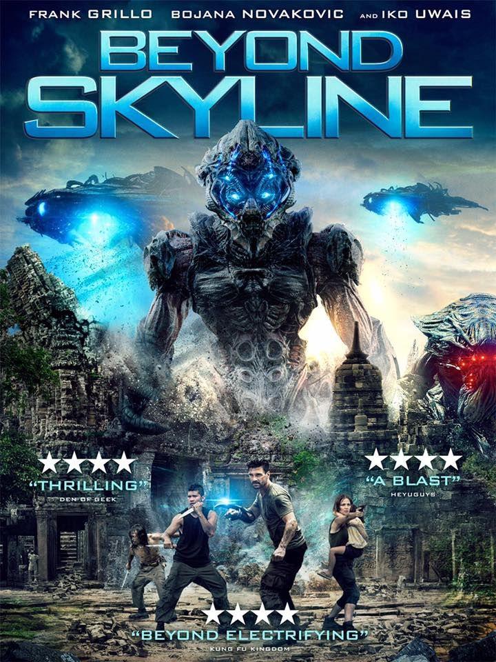 Skyline 2 Beyond Skyline - new poster: https://teaser-trailer.com/movie/skyline-2/  #Skyline2 #BeyondSkyline #Skyline2Movie #BeyondSkylineMovie