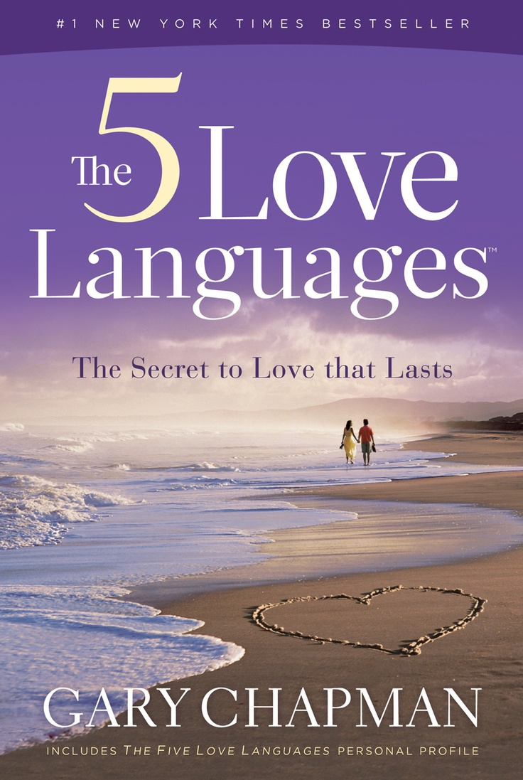 The 5 Love Languages by Gary Chapman.  Excellent read to get to know yourself and your partner.
