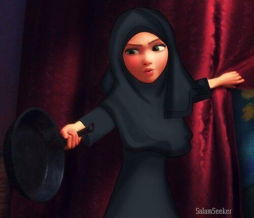 Bu Rapunzeli daha çok sevdm :) (Disney)