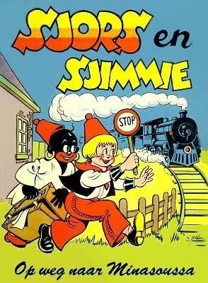 'Sjors en Sjimmie', die las ik graag! En dit is nog de 'ouderwetse' met een…