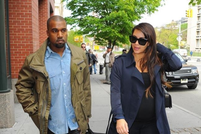 Kim Kardashian : des lunettes Céline pour du shopping chez Dior