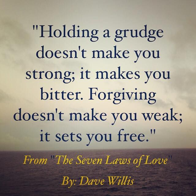 Quotes Forgiveness Love Relationships: The Seven Laws Of Love (Quotes From The Book