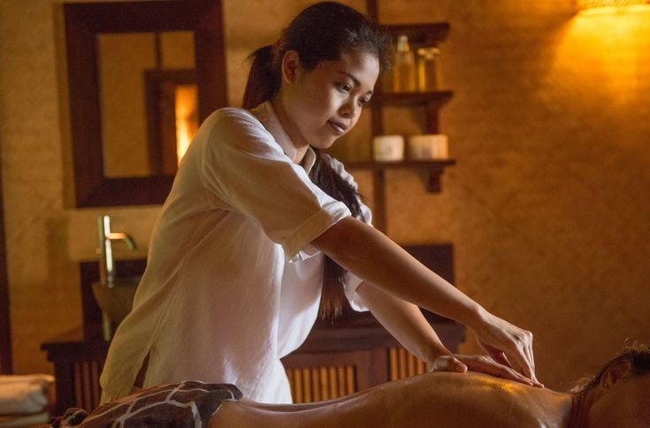 laluna Asian Spa with Balinese messeurs